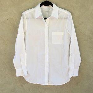 Equipment White Button Down Shirt